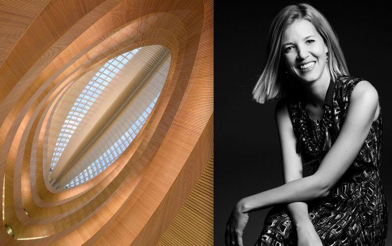 Lela Rose fall 2012 inspiration and portrait:The Fashion Informer