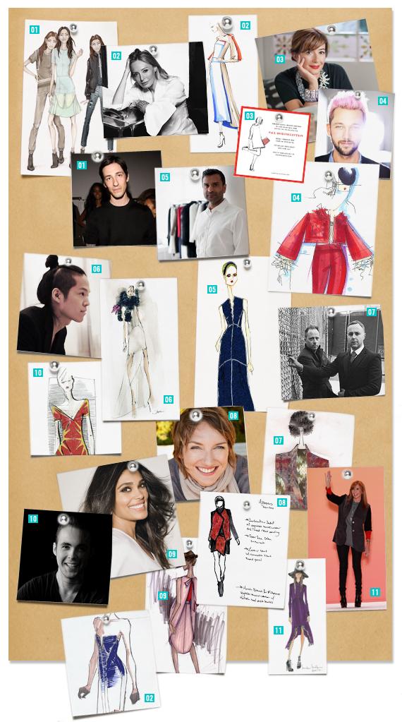 Designer Preview:Fall 2012