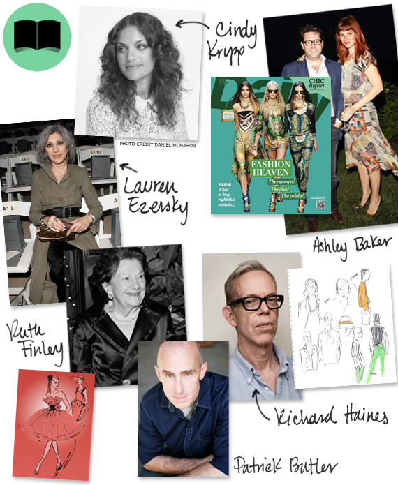 TFI on Rue La La:NYFW Insiders-Media
