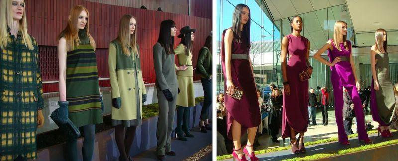 1. Rachel Roy fall 2012:The Fashion Informer