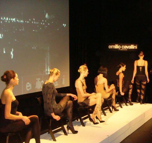 3. Emilio Cavallini fall 2012:The Fashion Informer