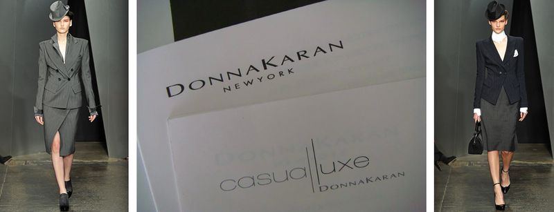 5. Donna Karan fall 2012:The Fashion Informer