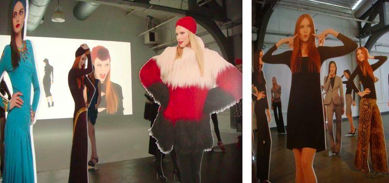 1. Norma Kamali fall 2012:The Fashion Informer