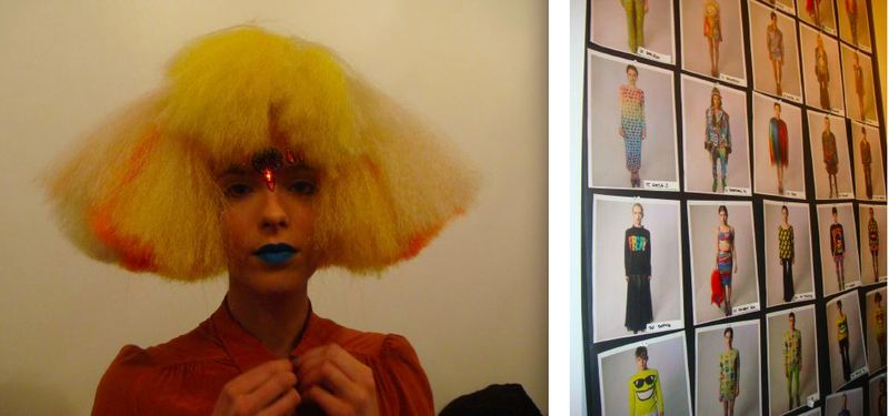 2. Jeremy Scott fall 2012:The Fashion Informer