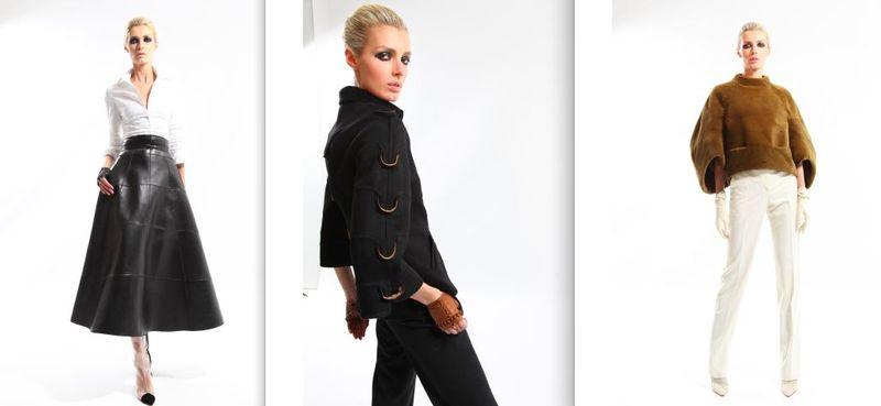 2. Chado Ralph Rucci fall 2012.1:The Fashion Informer