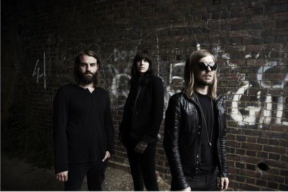 1. Band Of Skulls portrait:The Fashion Informer