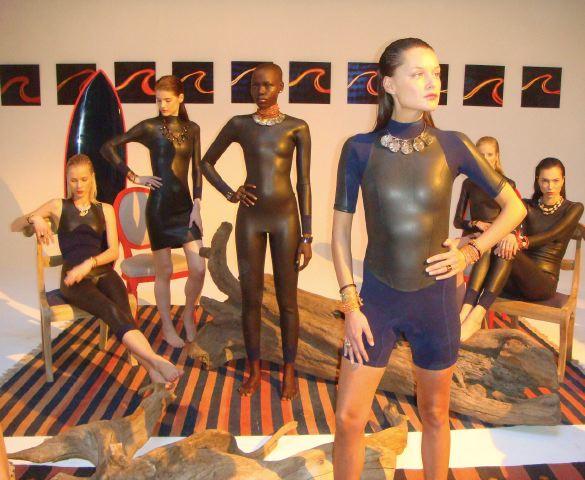 Dezso by Sara Beltran fall 2012 presentation:group by The Fashion Informer:Lauren David Peden