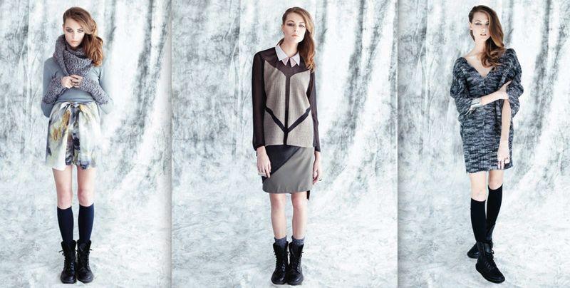 2. Ann Yee Fall 2012:The Fashion Informer