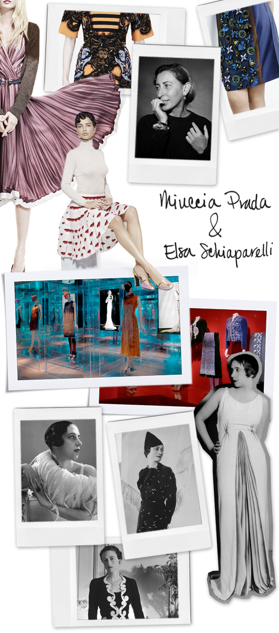 TFI on Rue La La-Schiaparelli and Prada Met exhibit image