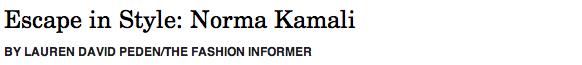 Norma Kamali header