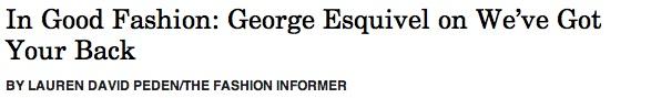 IGF-George Esquivel header