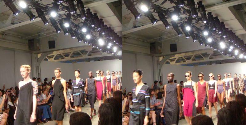 3. Rachel Comey SS13 by Lauren David Peden:The Fashion Informer