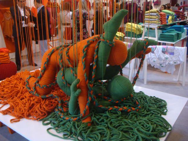 5. Benetton Art of Knitting