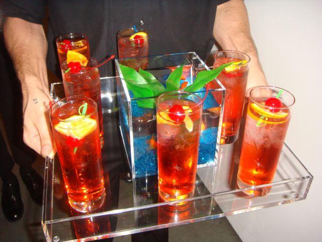 7A. Tanya Taylor:drinks at MoMA