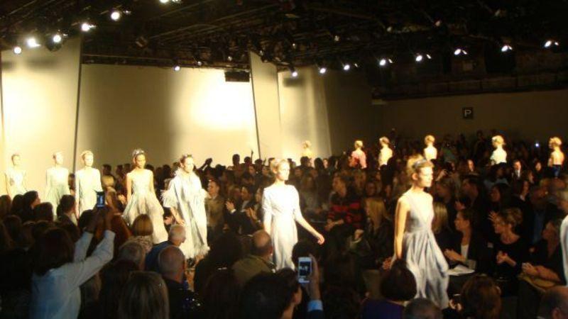 3. Donna Karan collection spring 2013 by Lauren David Peden:The Fashion Informer