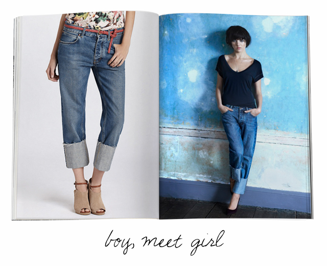 Informed Obsession-MiH jeans:The Fashion Informer (graphic by Katie Sarna)