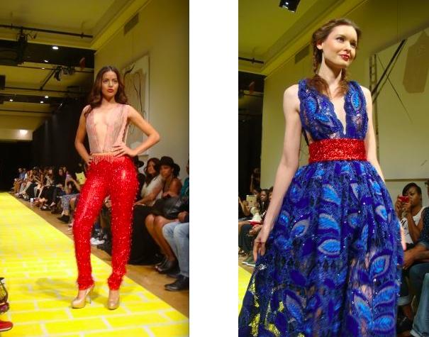 2. Anna Francesca spring 2013 by Lauren David Peden:The Fashion Informer