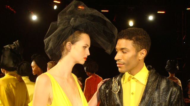 7. David Tlale by Lauren David Peden:The Fashion Informer