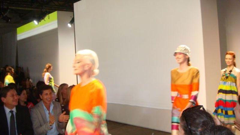 2. Marimekko spring 2012 by Lauren David Peden:The Fashion Informer