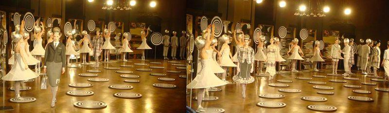 9. Thom Browne spring 2012.1 by Lauren David Peden:The Fashion Informer