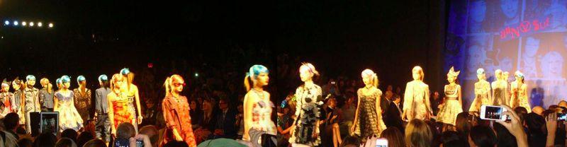 13. Anna Sui spring 2013 by Lauren David Peden:The Fashion Informer