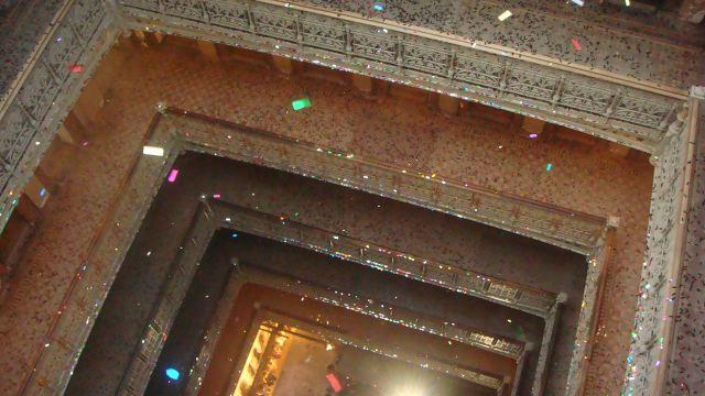 18. Cynthia Rowley spring 2013 confetti by Lauren David Peden:The Fashion Informer