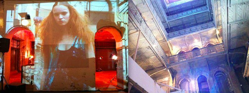 17. Cynthia Rowley spring 2013 installation:venue by Lauren David Peden:The Fashion Informer