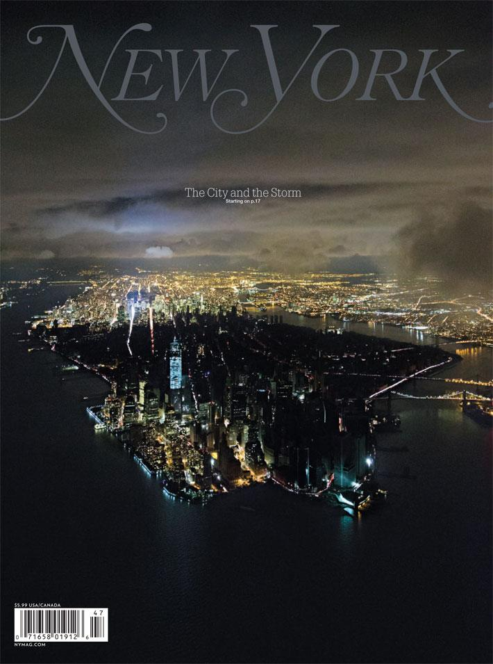 NYmag Sandy cover