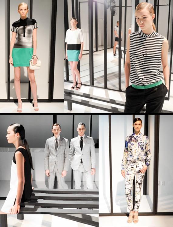 TFI on Rue La La:Calvin Klein spring 2103