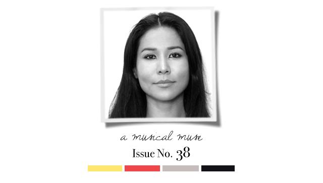 Zuzu Kim introducing_1 on The Fashion Informer:graphic by K Sarna