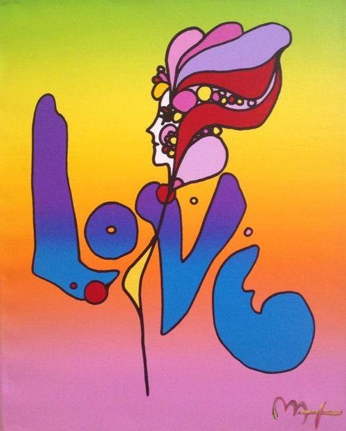 Peter Max:Love