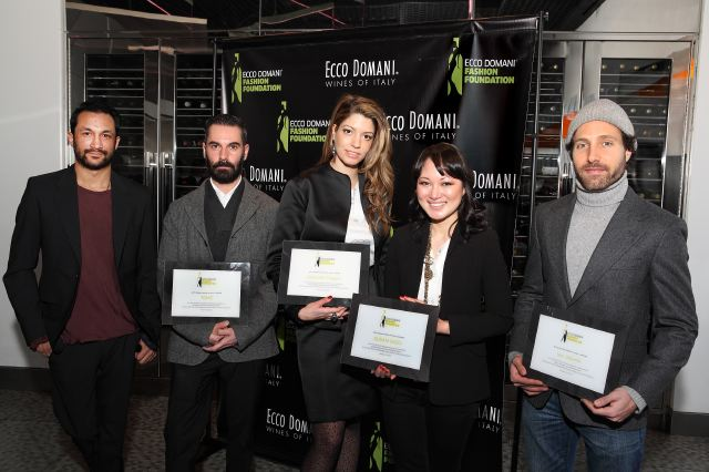 Ecco Domani_Fashion Foundation winners 2013 on The Fashion Informer1