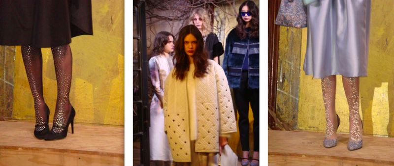 4. Cynthia Rowley fall 2013 presentation:2 by The Fashion Informer:Lauren David Peden
