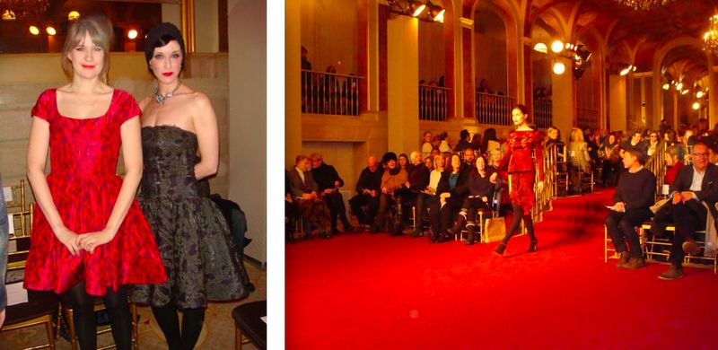6. Zac Posen fall 2013.1 by The Fashion Informer:Lauren David Peden