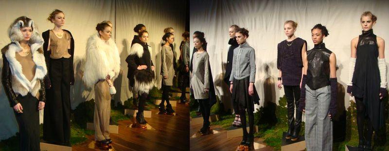 9. Titania Inglis fall 2013 presentation on The Fashion Informer:Lauren David Peden