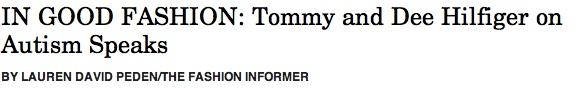 IGF- Tommy Hilfiger header
