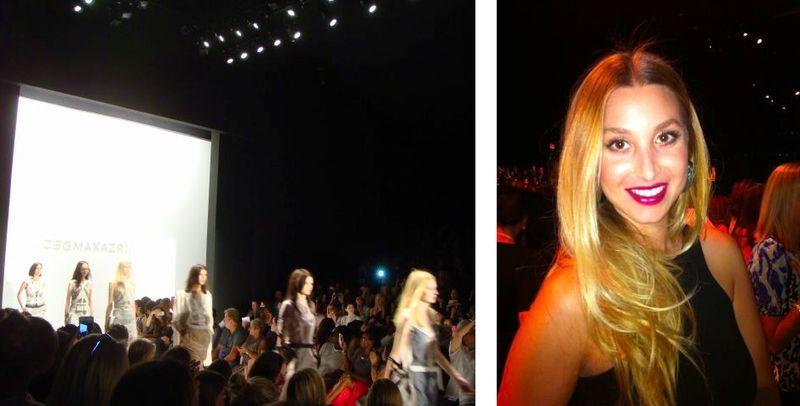 2. BCBGMAXAZRIA SS13 and Whitney Port by Lauren David Peden:The Fashion Informer