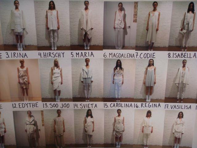3. Tess Giberson spring 2013 lineup by Lauren David Peden:The Fashion Informer