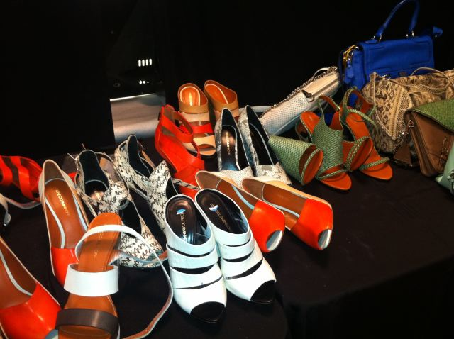 9. Rebecca Minkoff spring 2013 shoes ahd bags by Lauren David Peden:The Fashion Informer