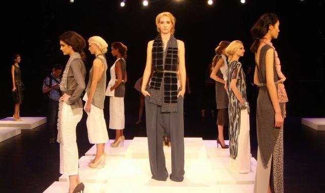 2. Brendan Sun spring 2013 by Lauren David Peden:The Fashion Informer