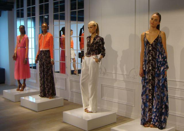8. Rachel Roy spring 2013 by Lauren David Peden:The Fashion Informer