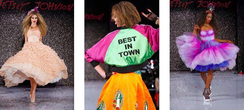 13. Betsey Johnson runway spring 2013 on The Fashion Informer