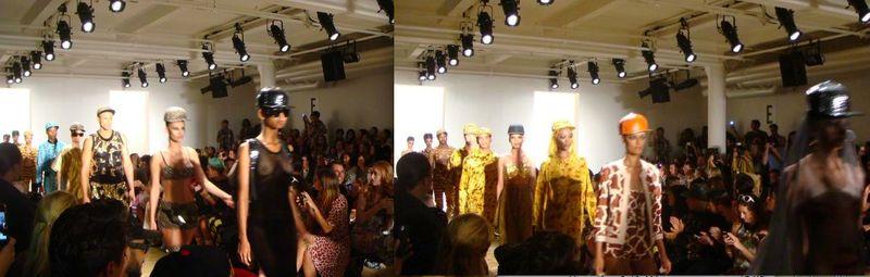 2. Jeremy Scott spring 2013.2 by Lauren David Peden:The Fashion Informer