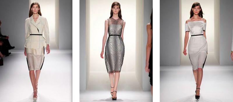 4. Calvin Klein spring 2013 on The Fashion Informer