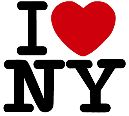I heart NY on The Fashion Informer