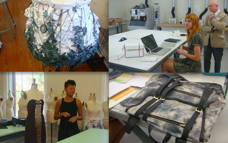 5. SCAD Fashion:Accessories design students by Lauren David Peden:The Fashion Informer