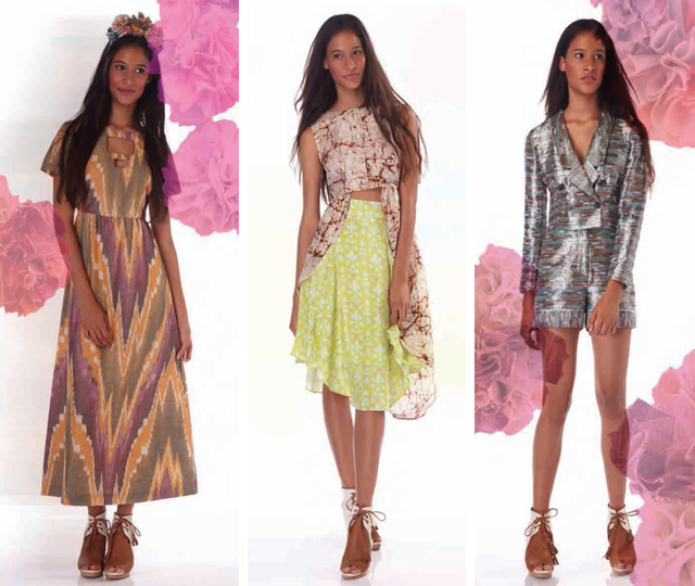 Gretchen Jones Introducing.2 on The Fashion Informer:graphic by K Sarna