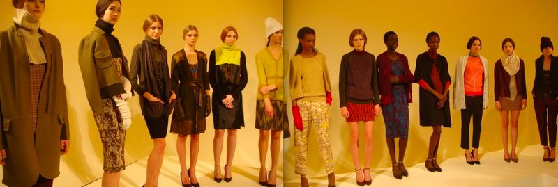 2. M.Patmos Fall 2013 presentation on The Fashion Informer by Lauren David Peden
