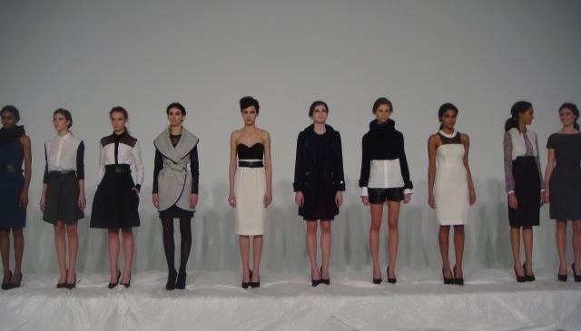 5. Susan Woo Fall 2013 presentation by The Fashion Informer:Lauren David Peden