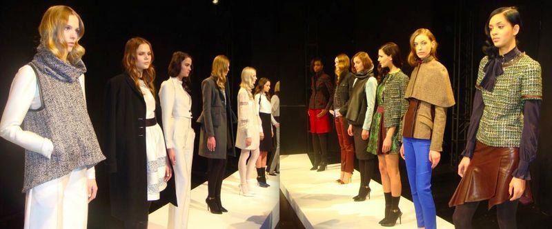 3. Marissa Webb fall 2013 presentation by The Fashion Informer:Lauren David Peden